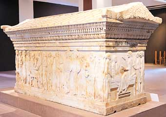 Polyksena Mezarı