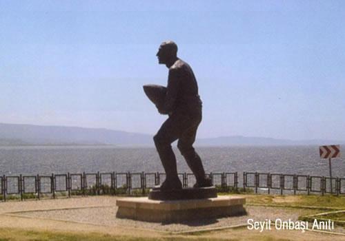 Seyit Onbaşı Anıtı