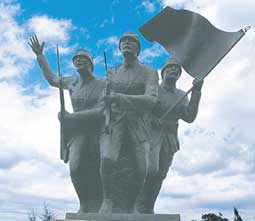 Yahya Çavuş Anıt Şehitiliği